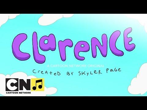 """""""Кларънс"""" ♫ Начална песен ♫ Cartoon Network"""