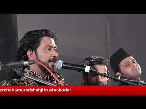 hamsar hayat nizami ( Live ) Mela Murad Shah Ji 2018 - Laddi Sai JI - 23 AUGUST 2018 Qawali Part--4