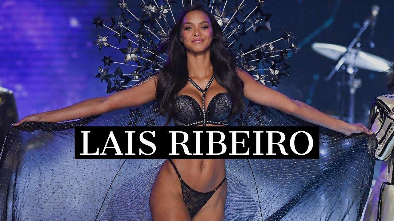 Lais Ribeiro - Victoria's Secret Runway Walk Compilation