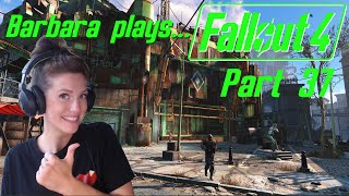 Fallout 4 Gameplay Part 37 PC HD What s your fav food Eat my grenade