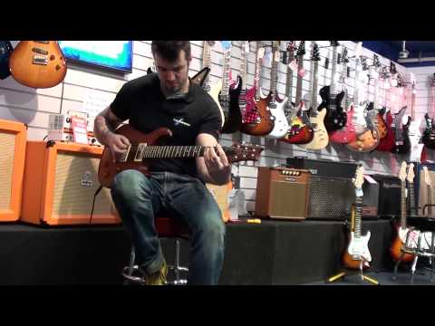Cookes Guitar Store Norwich Test Video 8