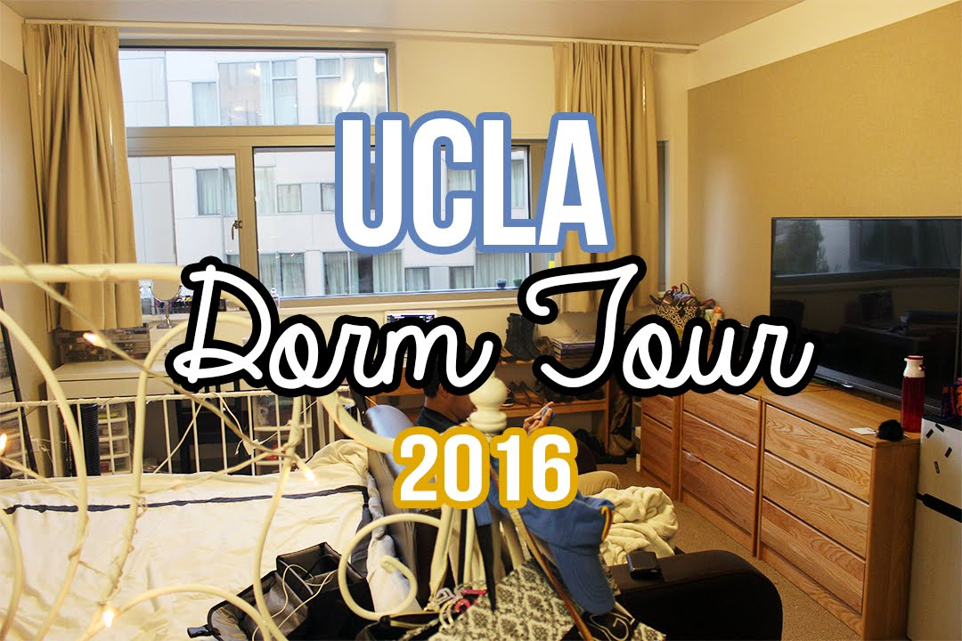 Dorm Room Tour  UCLA (2016) Part 6