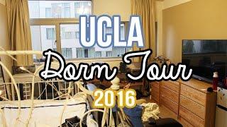 dorm room tour ucla 2016