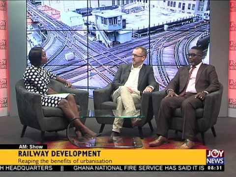 Railway Development - AM Talk on JoyNews (27-6-17)