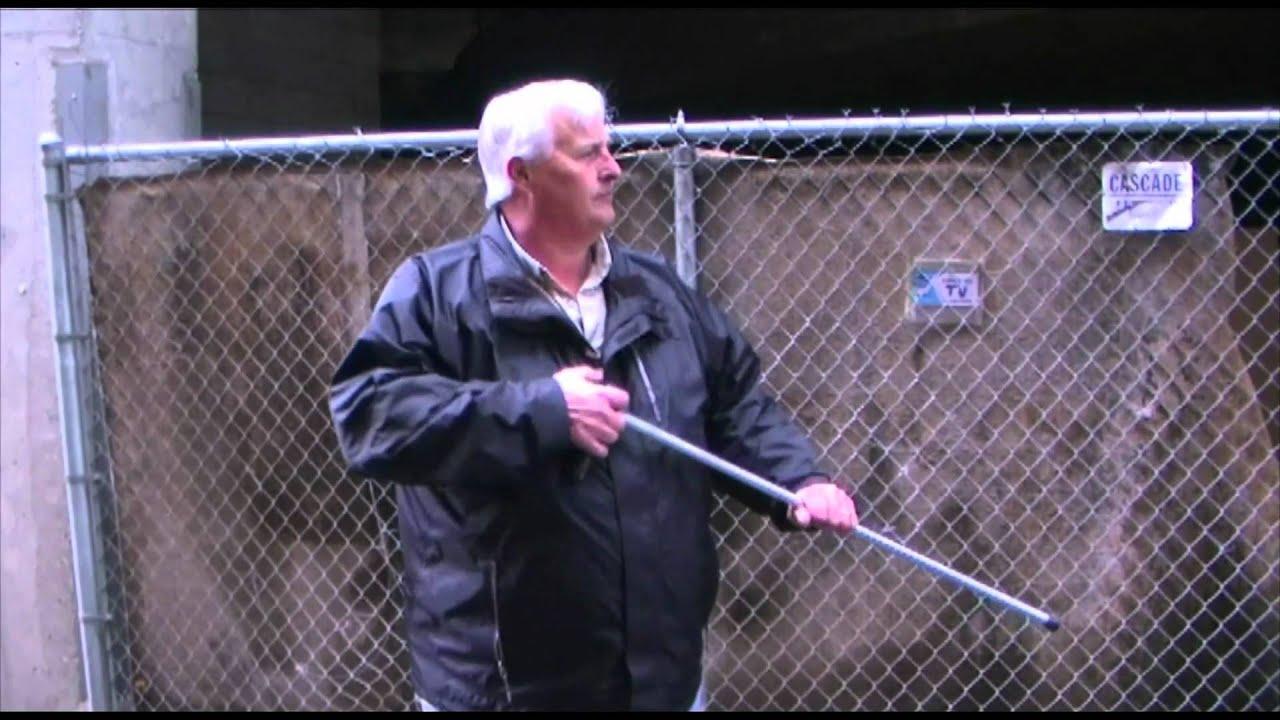 The Citizen Self Defense Walking Stick You