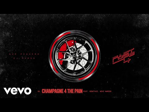 Guè Pequeno, DJ Harsh, Gemitaiz, Noyz Narcos - Champagne 4 The Pain (Visual)