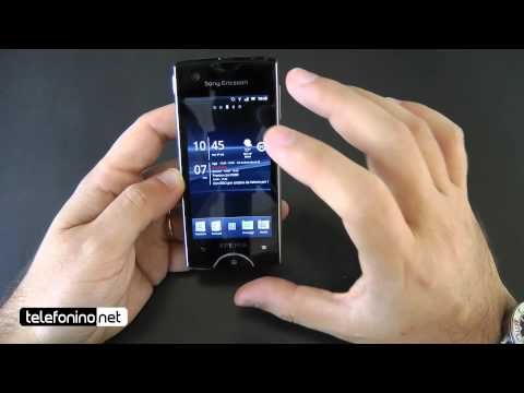 Sony Ericsson Xperia Ray Videoreview Da Telefonino.net