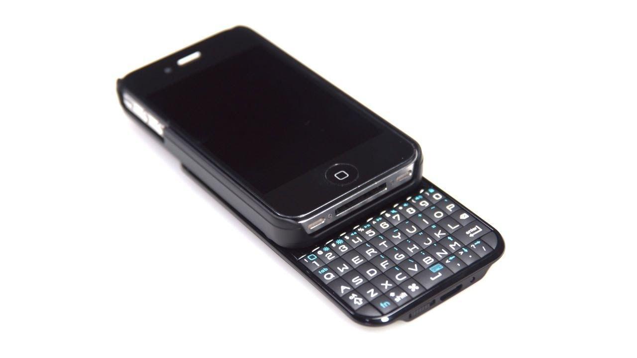hot sale online 0844e 0b2be BoxWave Keyboard Buddy Vertical Edition for iPhone 4/4S Review