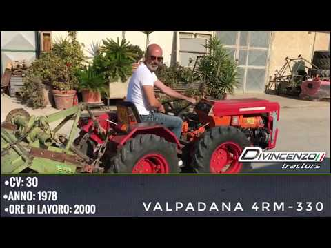 VALPADANA 4RM - 330 a Trattori usati - Used Tractors