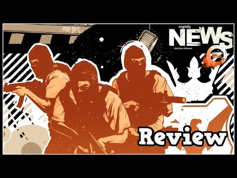 THE NIGHTLY NEWS trade paperback review