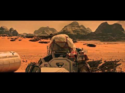 The Martian - Starman - David Bowie