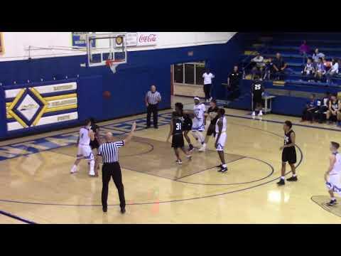 Part 3- SCU EAGLES MBB JV vs. Eastern Oklahoma State NJCAA  1