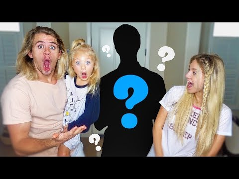SOMEONE'S MOVING INTO OUR HOUSE!!! (HUGE SURPRISE)