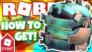 [EVENT] How to get the SPACE BATTLE HELMET | Roblox Red vs Blue vs Green vs Yellow