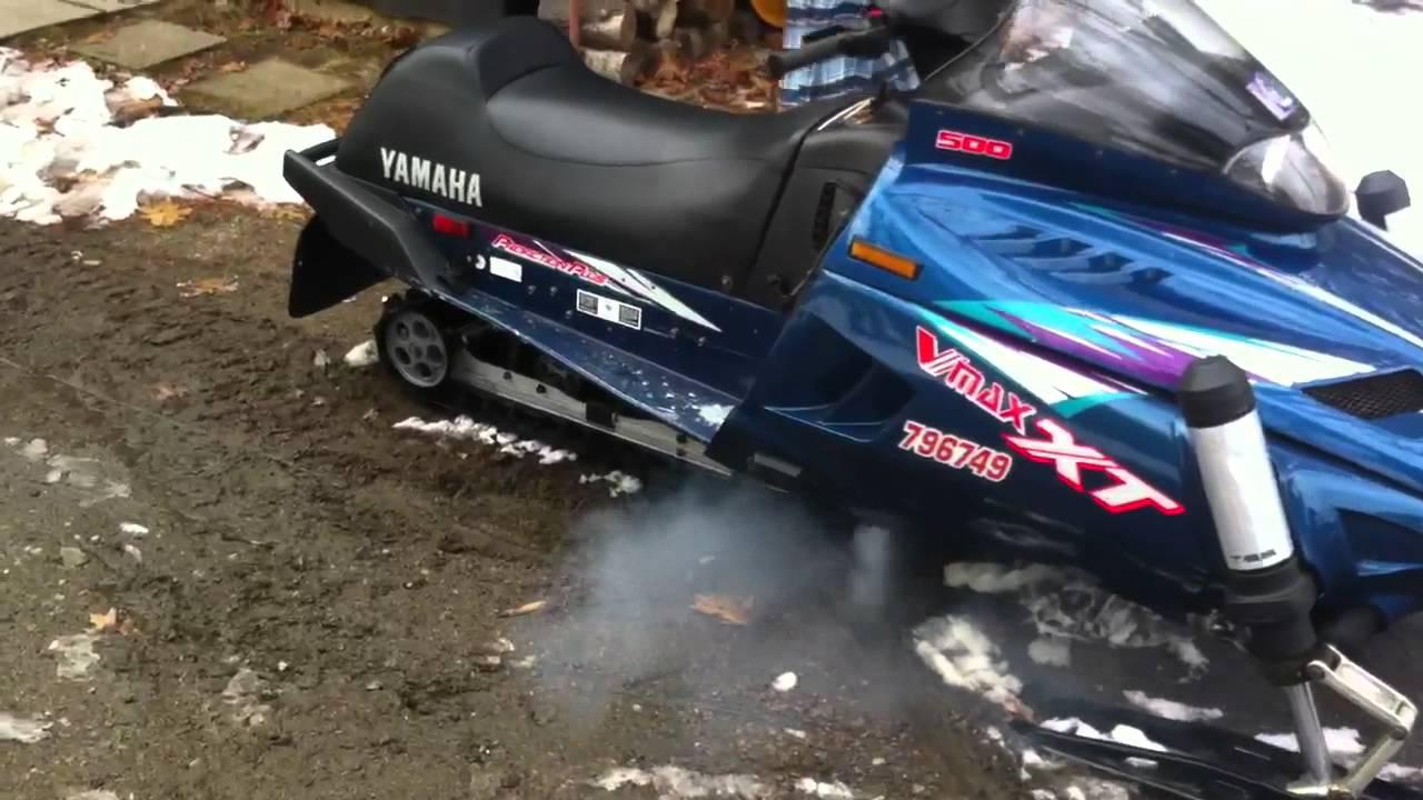 Yamaha Vmax Xt