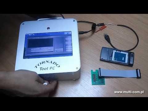 Tornado Tool PC with Riff JTAG