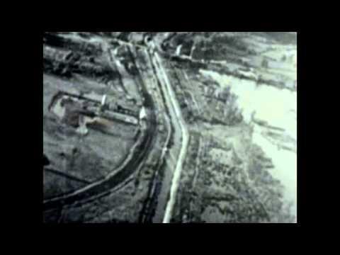 WW2 bombing runs