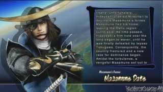 Sengoku BASARA: Samurai Heroes Masamune Date story Part 1