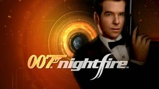 James Bond 007 NightFire Walkthrough: Mission 1