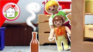 Playmobil Film deutsch - Flaschengeist im Keller??? - Familie Hauser Spielzeug Kinderfilm