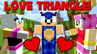 Minecraft Sonic The Hedgehog - Sonic's Love Triangle! [25]