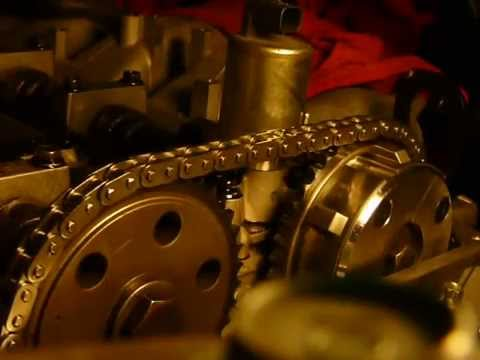 Mazdaspeed 3 VVT/Timing Chain/Etc DIY Repair - Chain Tension After Crank  Bolt Torque