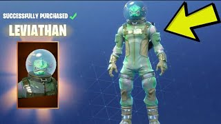 "Fortnite: How To Get ""LEVIATHAN"" Skin For FREE! 