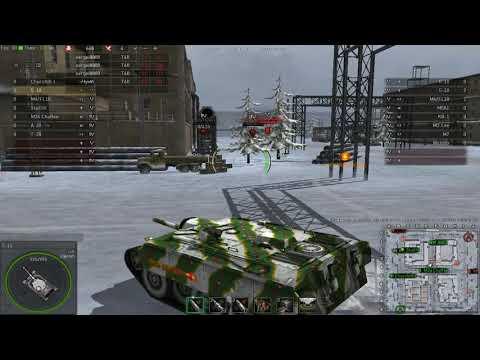 Ground War: Tanks. Е-10. Обычный \