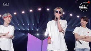 [BANGTAN BOMB] Jin's Sunglasses Collection in Hong Kong - BTS (방탄소년단)