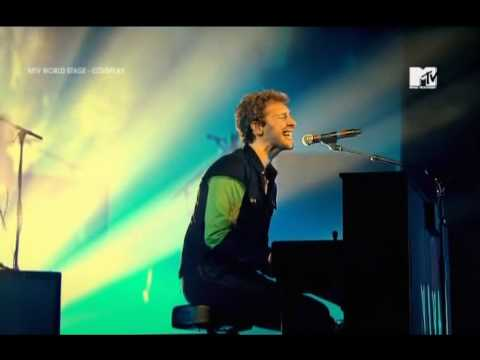 Coldplay - Fix You (Live Tokyo 2009) (High Quality video) (HQ)