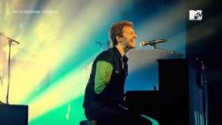 Coldplay - Fix You (Live Tokyo 2009) (High Quality video) (HQ)