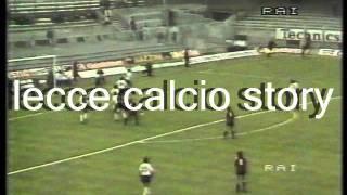 Genoa-LECCE 2-0 - 21/04/1985 - Campionato Serie B 1984/'85 - 11.a giornata di ritorno