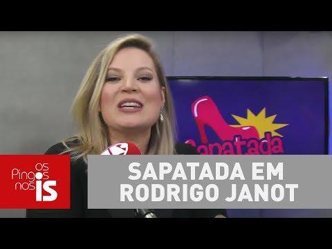Sapatada Da Joice Hasselmann Vai Para Rodrigo Janot
