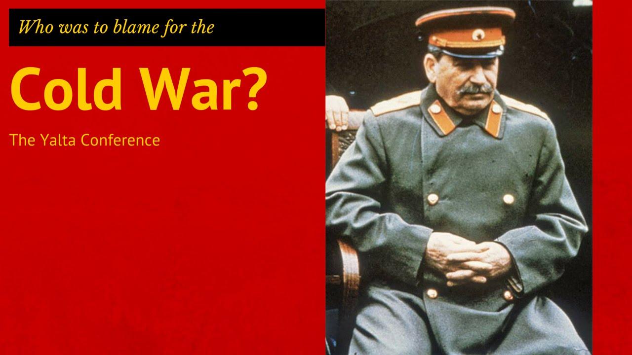 3 Gcse History The Yalta Agreement Youtube
