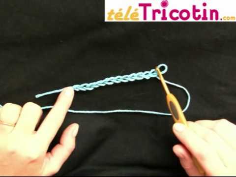 crochet apprendre crocheter youtube. Black Bedroom Furniture Sets. Home Design Ideas