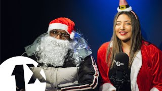 Headie One | Tiffany Calver Freestyle (Christmas Edition)