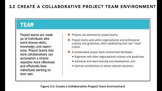 29- SECTION 3.2: CREATE A COLLABORATIVE PROJECT TEAM ENVIRONMENT (STANDARD)