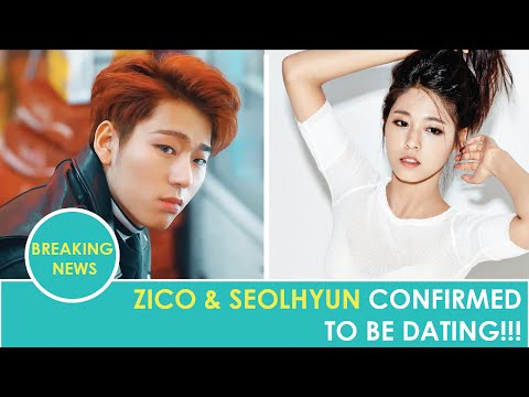 CONFIRMED | Zico And Seolhyun are Dating | Agencies Response