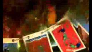 Коллекция Новогодних заставок Первого канала 2008