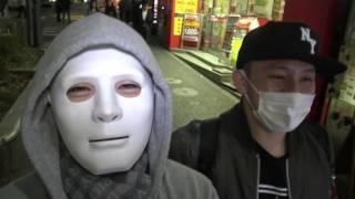 またまたまたまた渋谷ロケ(カブキンさん)