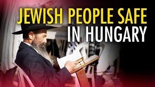 Video David Goldman: Why Hungary's Jewish community is safe download MP3, 3GP, MP4, WEBM, AVI, FLV Juli 2018