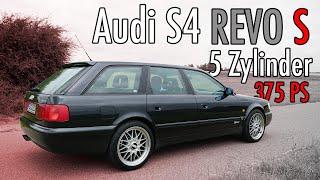 Schmidtmotorsport - Audi S4 Revo S 5 Zylinder Turbo