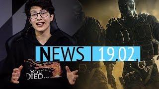 Anthem Day-1-Patch soll auch Endlos-Laden fixen - Razer schließt seinen Game Store - News