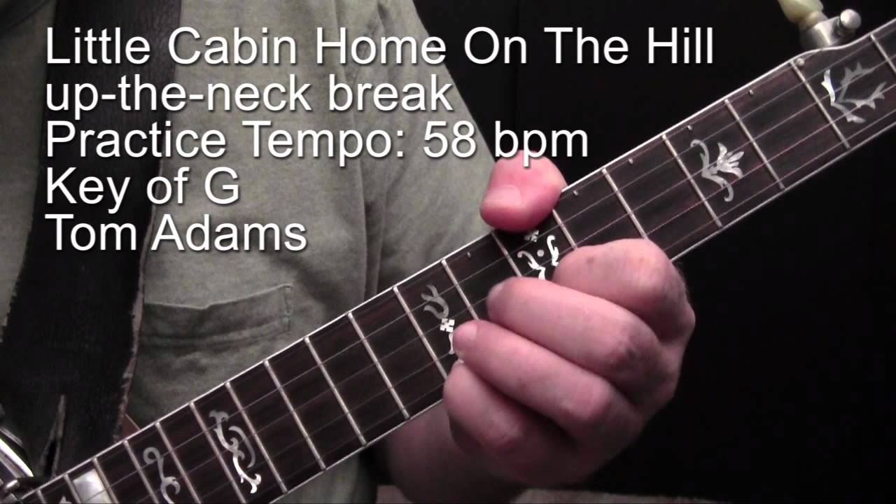 Little cabin home on the hill up the neck break tom - House on the hill 2012 ...