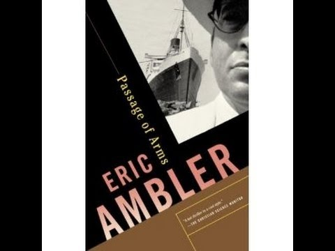 Book Recommendation: Passage of Arms by Eric Ambler