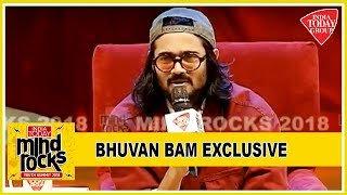 Bhuvan Bam Reveals How 'BB Ki Vines' Won The Internet | Mind Rocks 2018