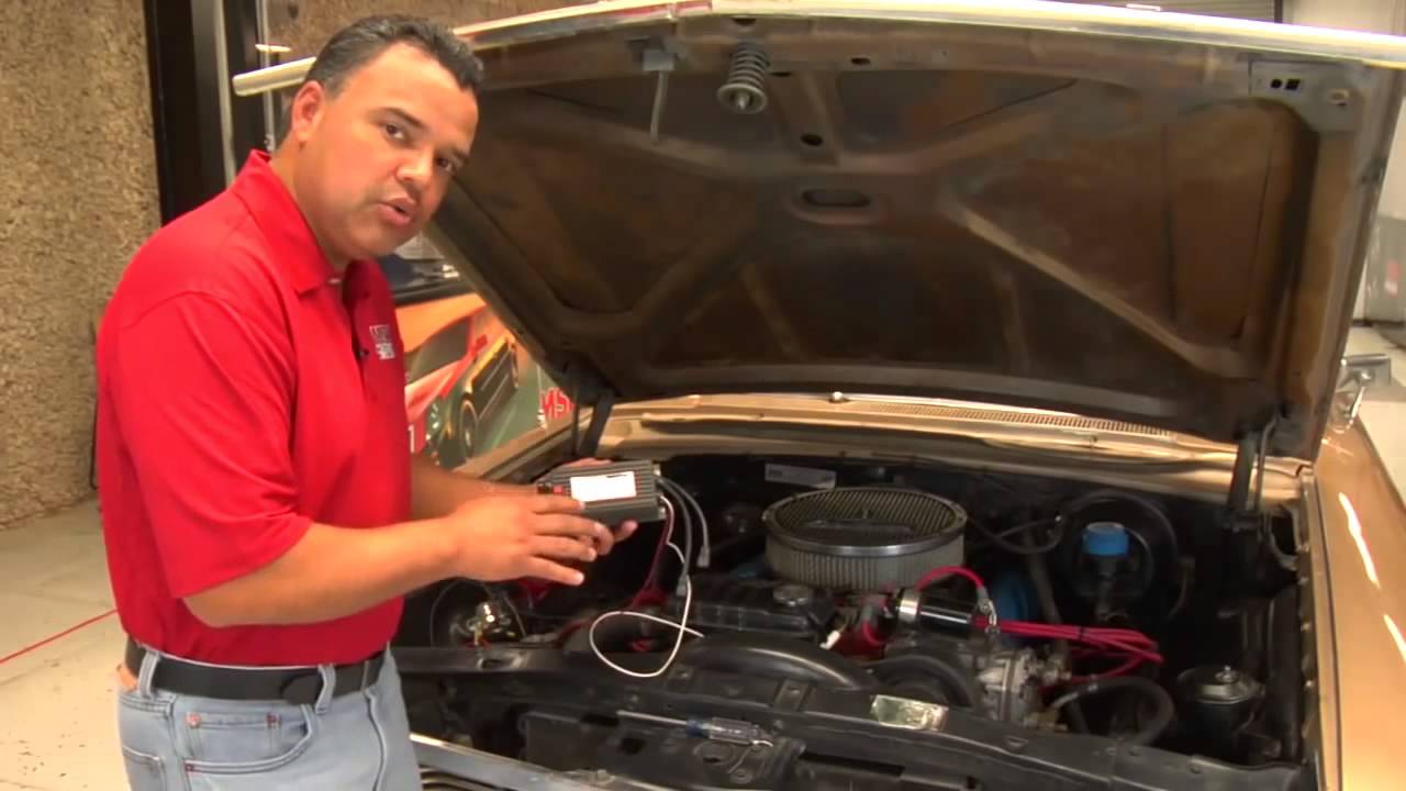 msd btm install ezgo wiring motor how to test for spark on your 6 series ignition control box multiple discharge