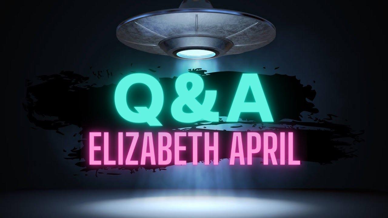 Alien Abductions, Abortion, The Moon, Dec 21st 2020 (Elizabeth April)