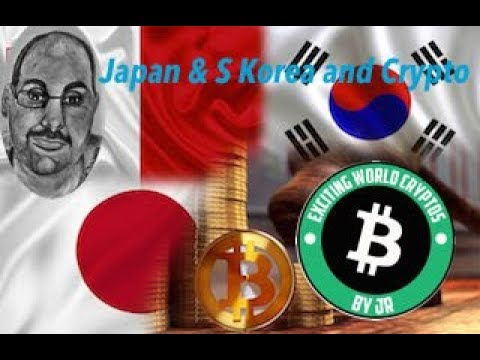 Bitcoin News: Japan Economy and South Korea Economy - Cryptocurrency in Asia