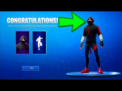 Free Fortnite Skins - How To Get Any Fortnite Skins Free - Ikonik Skin